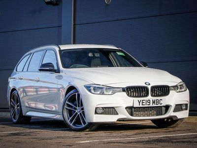 used BMW 320 3 Series d M Sport Shadow Edition 5dr Step Auto