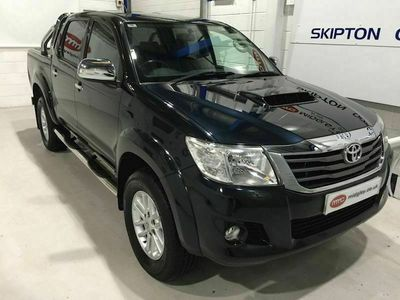 used Toyota HiLux Invincible 3.0