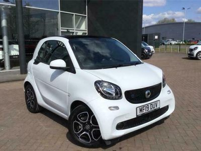 used Smart ForTwo Electric Drive COUPE 60kW EQ Prime Premium 17kWh 2dr Auto