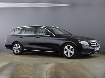 used Mercedes E220 E CLASS 2017 UlverstonSE 5dr 9G-Tronic