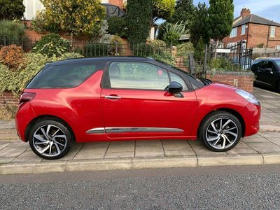 used DS Automobiles DS3 1.2 PureTech Connected Chic EAT6 (s/s) 3dr