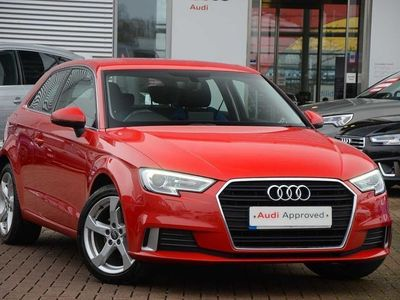 used Audi A3 2016 Coulsdon 1.4 TFSI Sport 3dr
