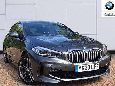 used BMW 118 i M Sport