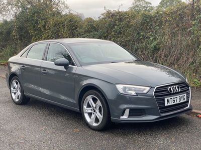 used Audi A3 1.5 TFSI CoD Sport S Tronic (s/s) 4dr