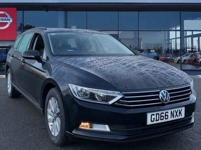 used VW Passat 2016 Leeds 1.6 TDI S 5dr Diesel Estate