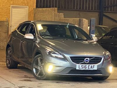 used Volvo V40 2.0 D2 R-Design Lux Nav Geartronic 5dr