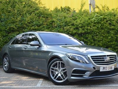 used Mercedes S400 S Class 3.5AMG Line L (Executive) 7G-Tronic Plus (s/s) 4dr