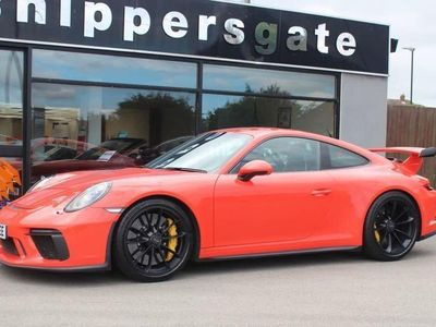 used Porsche 911 GT3 911 4.0PDK 2d 494 BHP