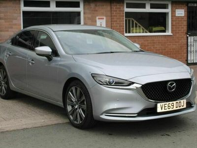 used Mazda 6 2.0 Sport Nav+ DELIVERY MILES * EX DEMO * SAVE OVER ¿5,000 * (153) 4dr
