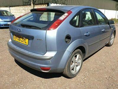 used Ford Focus Hatchback 1.6 Zetec 5d (Climate pack)
