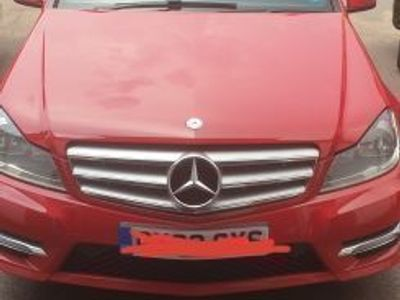 used Mercedes C200 C Class 2.1CDI AMG Sport 7G-Tronic Plus 4dr
