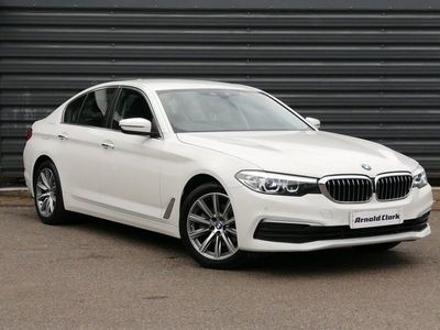 used BMW 520 5 Series d xDrive SE 4dr Auto