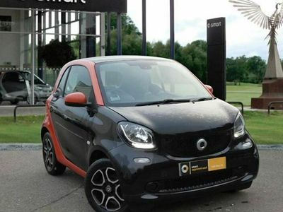 used Smart ForTwo Coupé 1.0 Prime 2dr