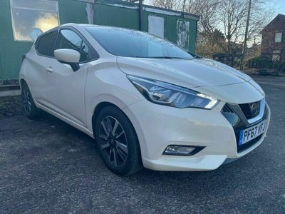 used Nissan Micra Ig-t N-connecta 0.9 5dr