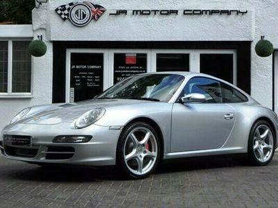 used Porsche 911 Carrera 4S 3.8 (350bhp) 4X4 Coupe