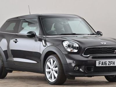 used Mini Cooper S Coupé 1.6 Cooper S 190 3dr [Chili Pack]