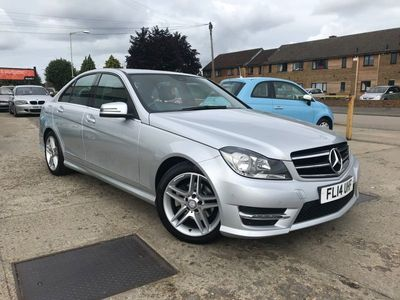 used Mercedes C220 C Class 2.1CDI AMG Sport Edition (Premium) 7G-Tronic Plus 4dr