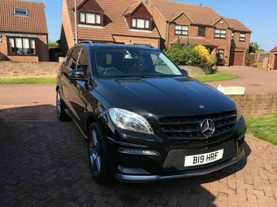 used Mercedes ML63 AMG M Class 5.5AMG Speedshift Plus 7G-Tronic 5dr