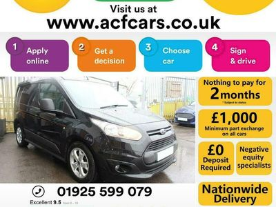 used Ford Transit Connect 1.6 TDCi 95ps Trend Van, 2014 (14)