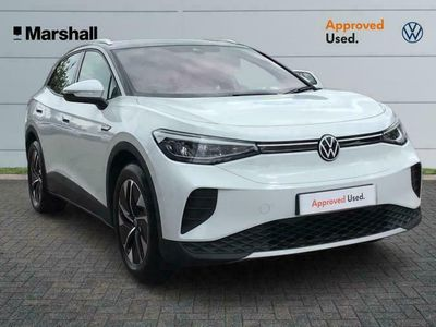 used VW ID4 150kW Life Pro Performance 77kWh 5dr Auto