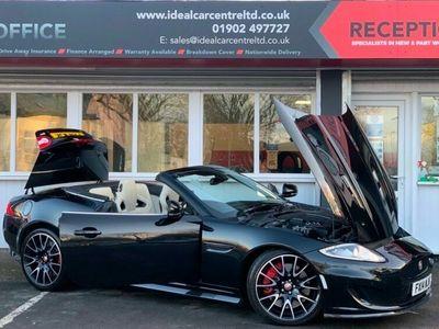 used Jaguar XK 5.0 V8 Supercharged Dynamic R Auto