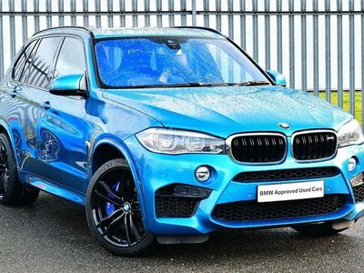 used BMW X5 M 4.4 5dr