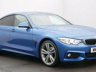 used BMW 430  4 Series d xDrive M Sport 5dr Auto [Professional Media] Sat Nav   Sensors   19in alloys