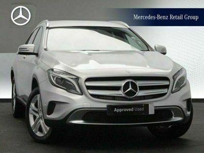used Mercedes GLA200 GlaSport 5dr [Premium]