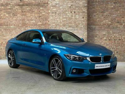 used BMW 440 i M Sport Coupe