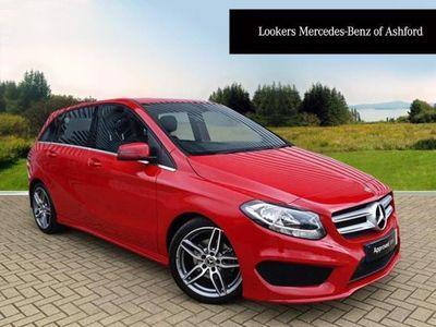 used Mercedes B180 B CLASSAmg Line 5Dr Auto diesel hatchback