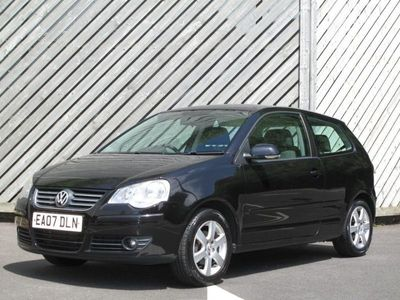used VW Polo 1.6 Sport 3 DOOR HATCH - IN EXCEPTIONAL CONDITION !!r