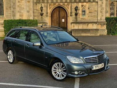 used Mercedes C200 C Class 2.1CDI BlueEFFICIENCY Elegance 5dr