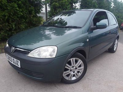 used Vauxhall Corsa 1.0 i ECO 12v Club Easytronic 3dr Auto