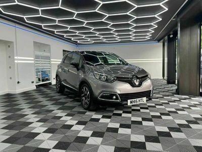 used Renault Captur 1.5 dCi ENERGY Dynamique S Nav (s/s) 5dr