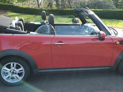 used Mini Cooper D Cabriolet