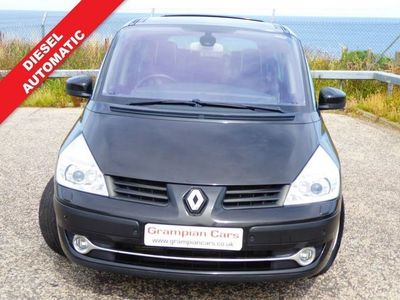 used Renault Grand Espace DIESEL AUTOMATIC MPV 5 DOORS