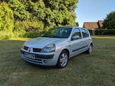 used Renault Clio 1.5 dCi Privilege 5dr
