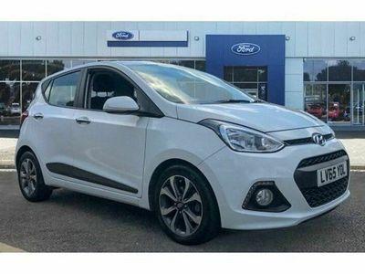 used Hyundai i10 1.2 Premium SE 5dr Petrol Hatchback