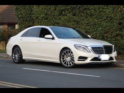 used Mercedes S350 S Class 3.0AMG Line (Executive Premium Plus) 9G-Tronic Plus 4dr