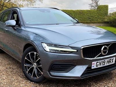 used Volvo V60 II D3 Momentum Auto ( Winter Pack, Convenience, Smart-phone )