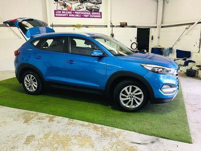 used Hyundai Tucson 1.6 GDi Blue Drive SE (s/s) 5dr