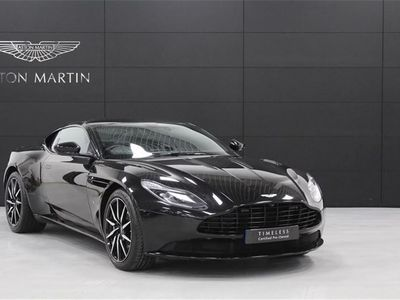 used Aston Martin DB11 V12 5.2 AUTO TOUCHTRONIC COUPE Automatic 2-Door