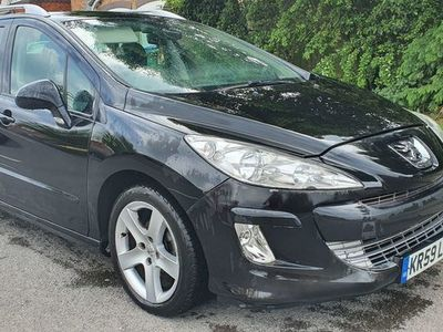 used Peugeot 308 SW 1.6 HDi FAP Sport 5dr