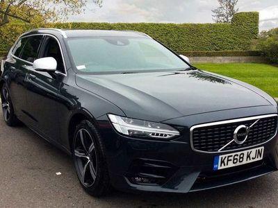 used Volvo V90 V90 2019 (68)T4 R-Design (190) Automatic