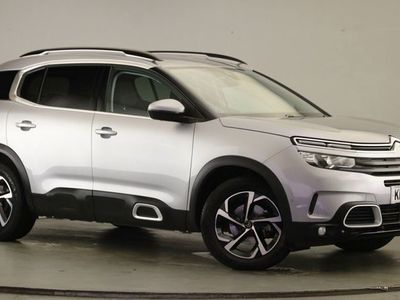 used Citroën C5 Aircross 1.5 BlueHDi Flair EAT8 (s/s) 5dr