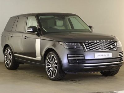 used Land Rover Range Rover 4.4 SDV8 (339hp)