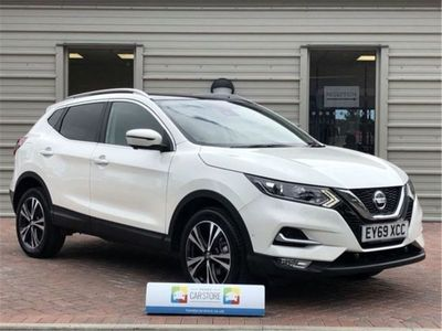 used Nissan Qashqai 1.3 DiG-T N-Connecta 5dr