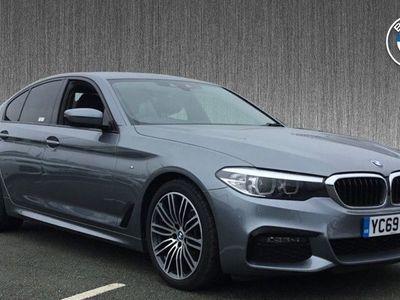 used BMW 520 5 SERIES 2019 Warrington d M Sport Saloon