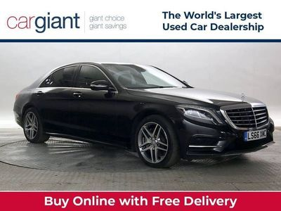 used Mercedes S350L 3.0 d AMG Line Executive