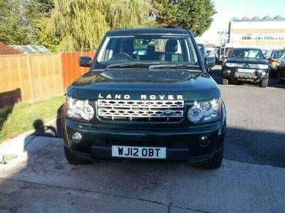 used Land Rover Discovery 3.0 SDV6 255 XS 5dr Auto, 2012 ( )